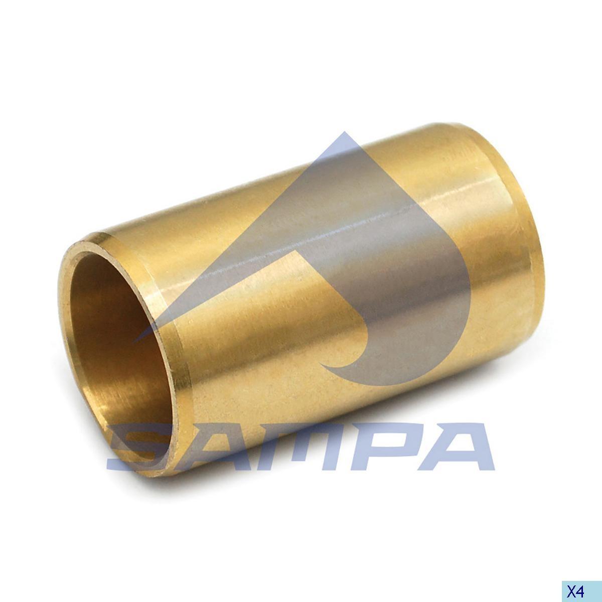 Втулка пальца рессоры DAF 26х31х52,5мм photo