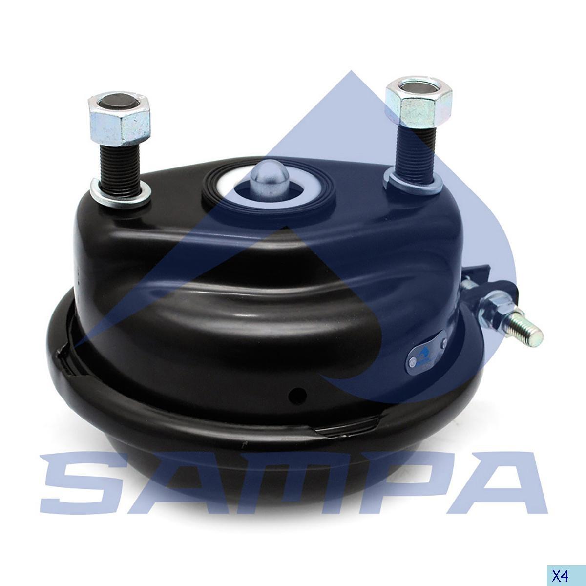 Камера тормозная тип 24 (тормоз диск) M64 photo