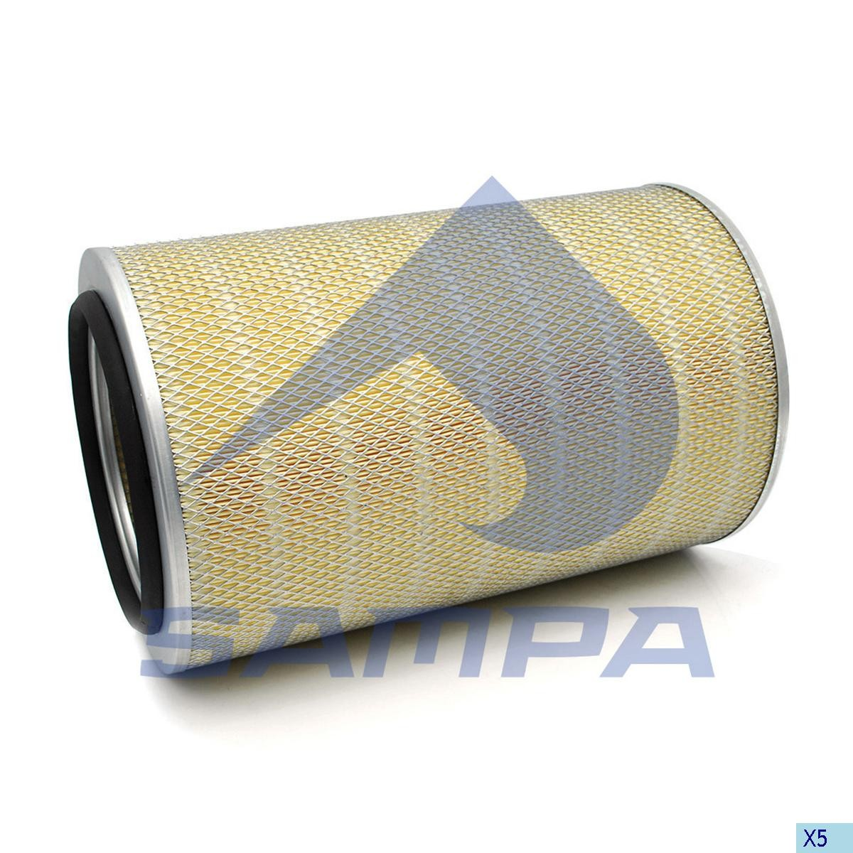 Фильтр воздушный Iveco,MAN (LX273) photo