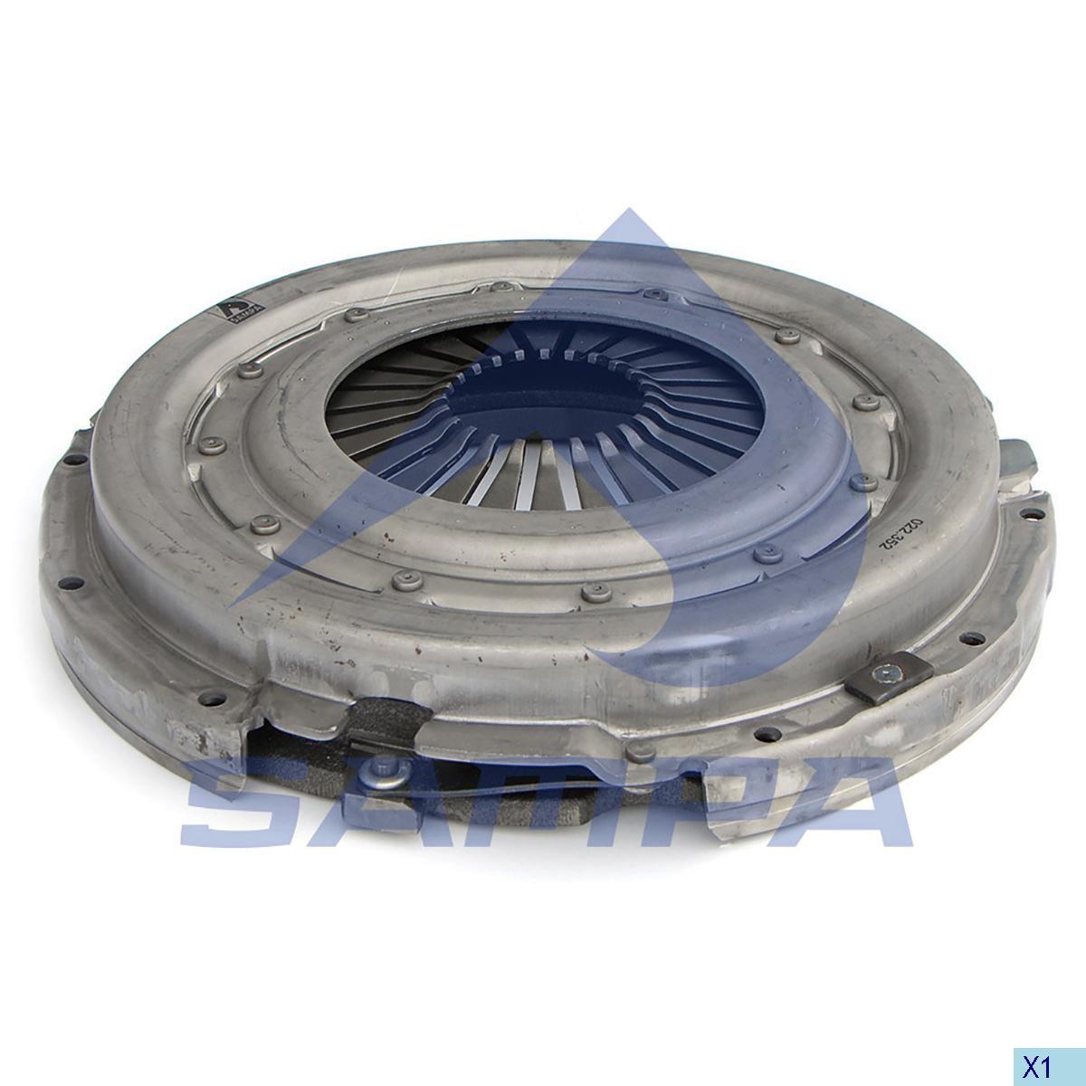 Нажимной диск MAN TGL (362mm) (Sachs) photo