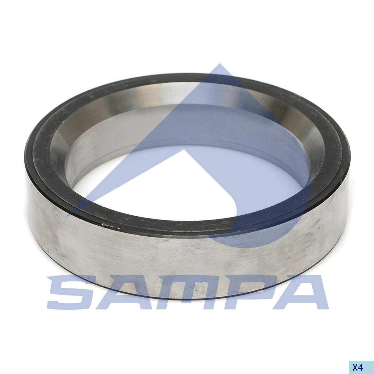 Центрирующее кольцо ступицы 110х145х32 (кол) photo