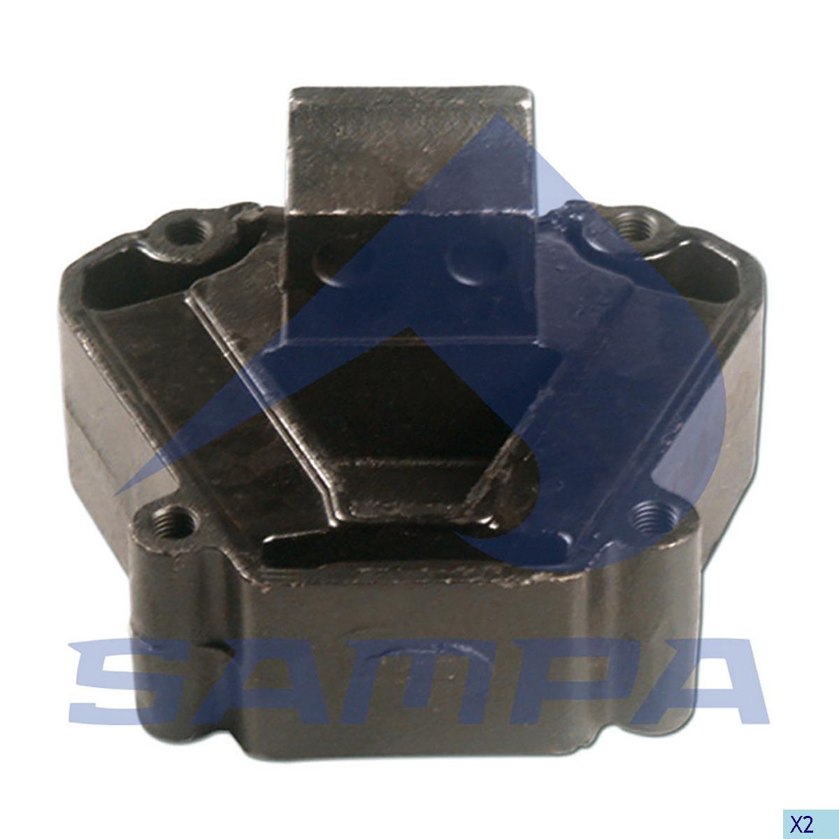 Подушка двигателя Iveco Euro Tech photo