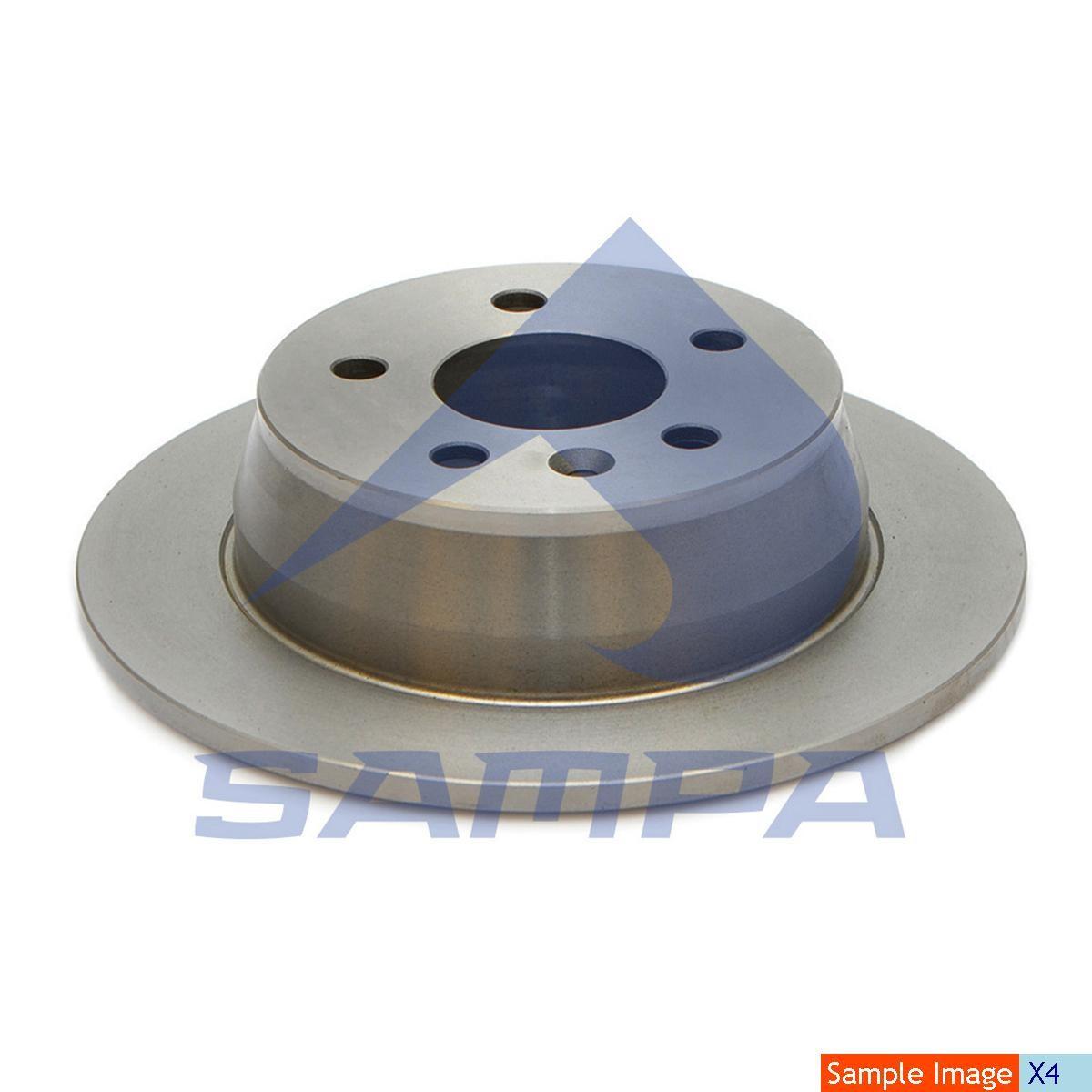 Disc frina  Sprinter 300x28/6 photo