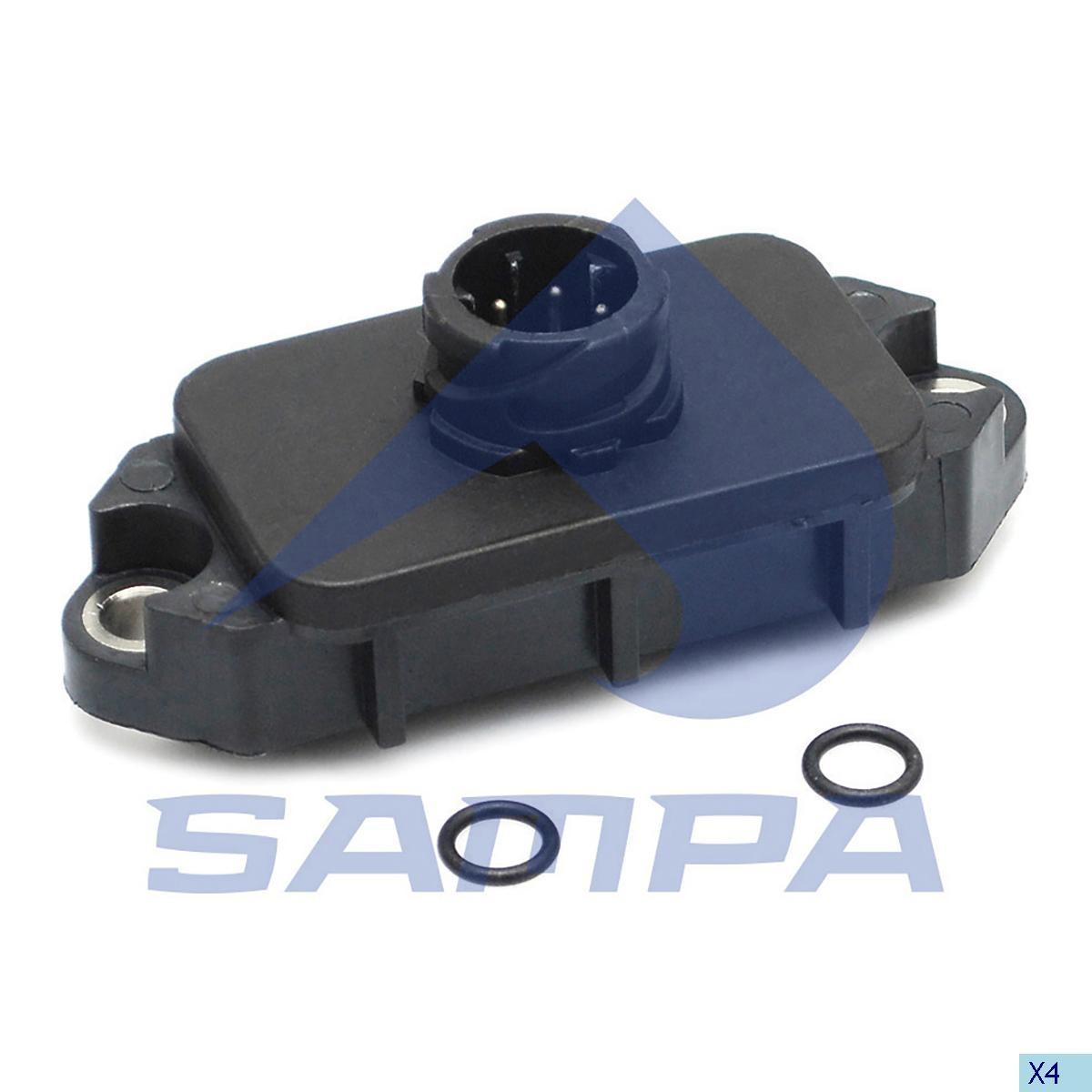 Sensor presiune aer Actros 9325005011 (Wabco) photo