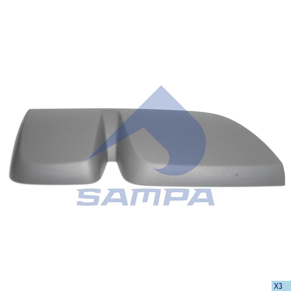 Крышка зеркала Actros Euro 5 левая photo