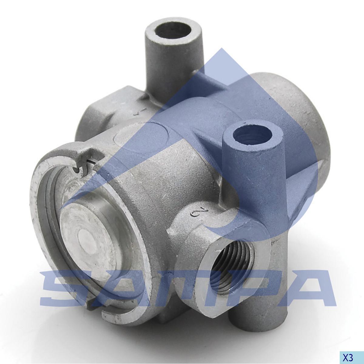 Клапан регулировки давления Iveco (98413945) 11 bar photo