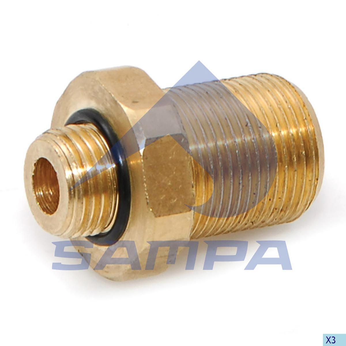 Adaptor metal M22x1.5/M16x1.5 photo