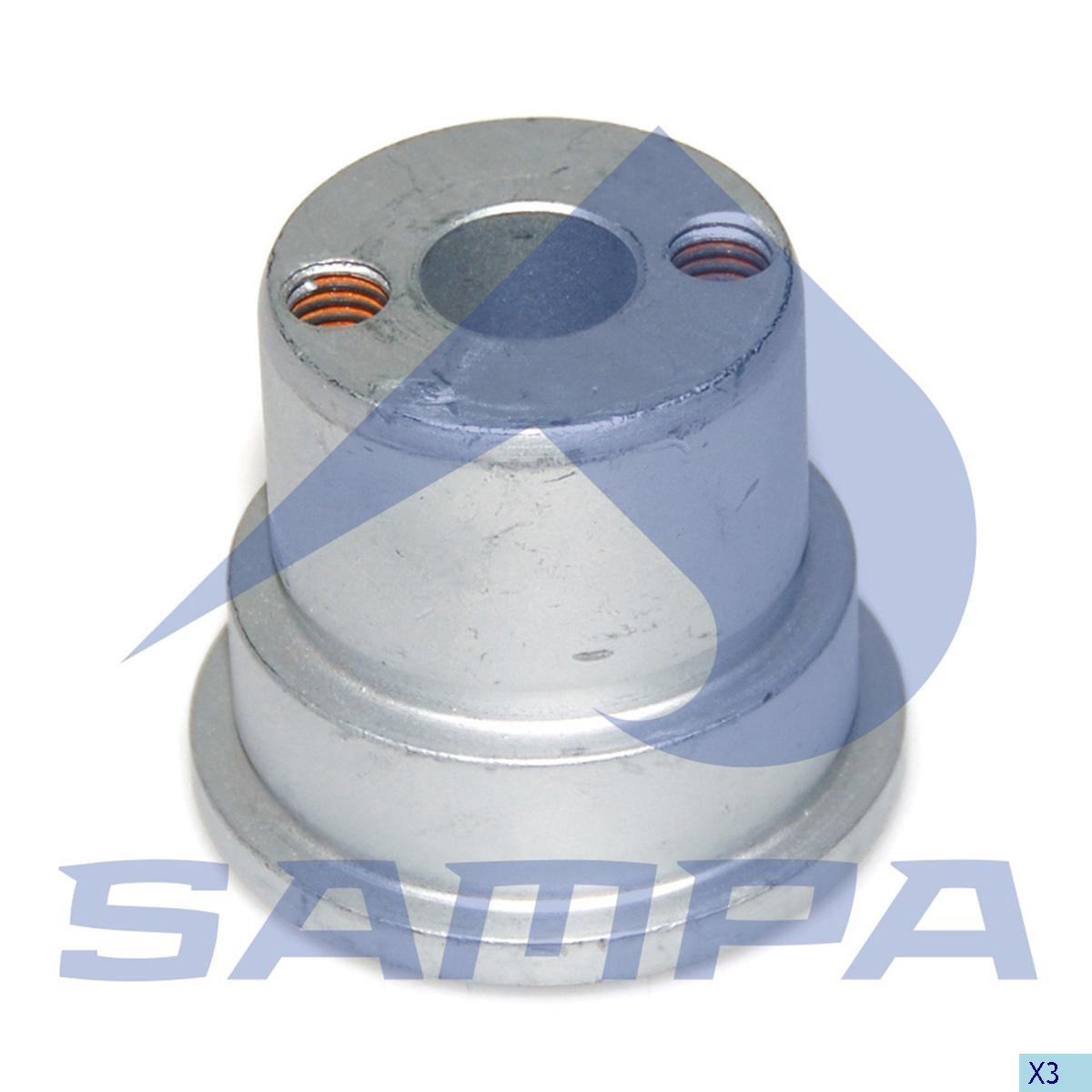 Крышка тормозного суппорта (SN 5) Atego photo