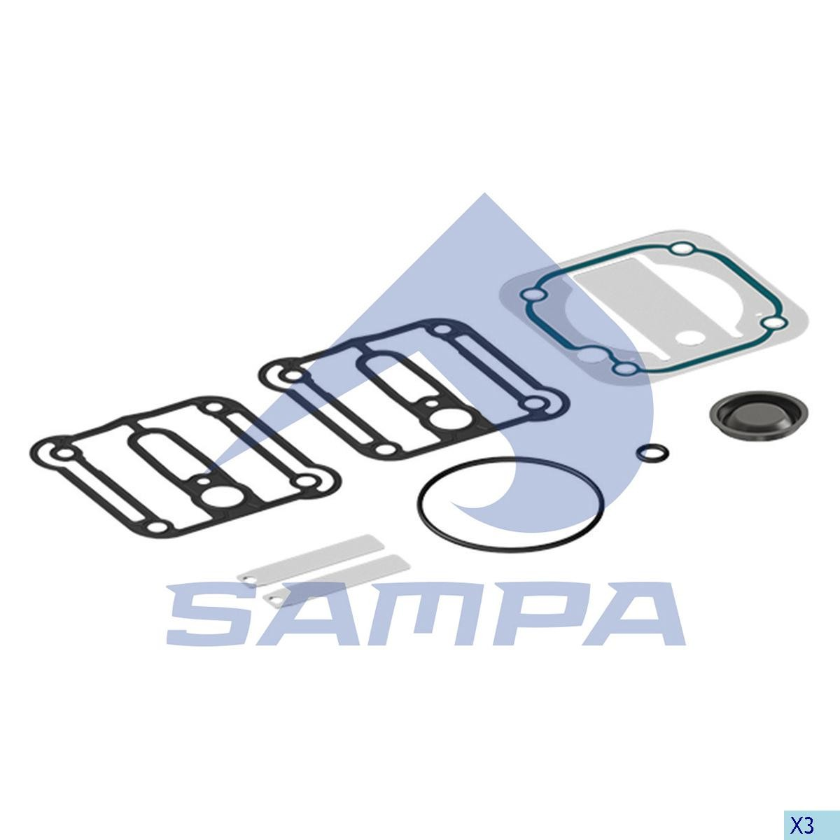Set reparatie compresor photo