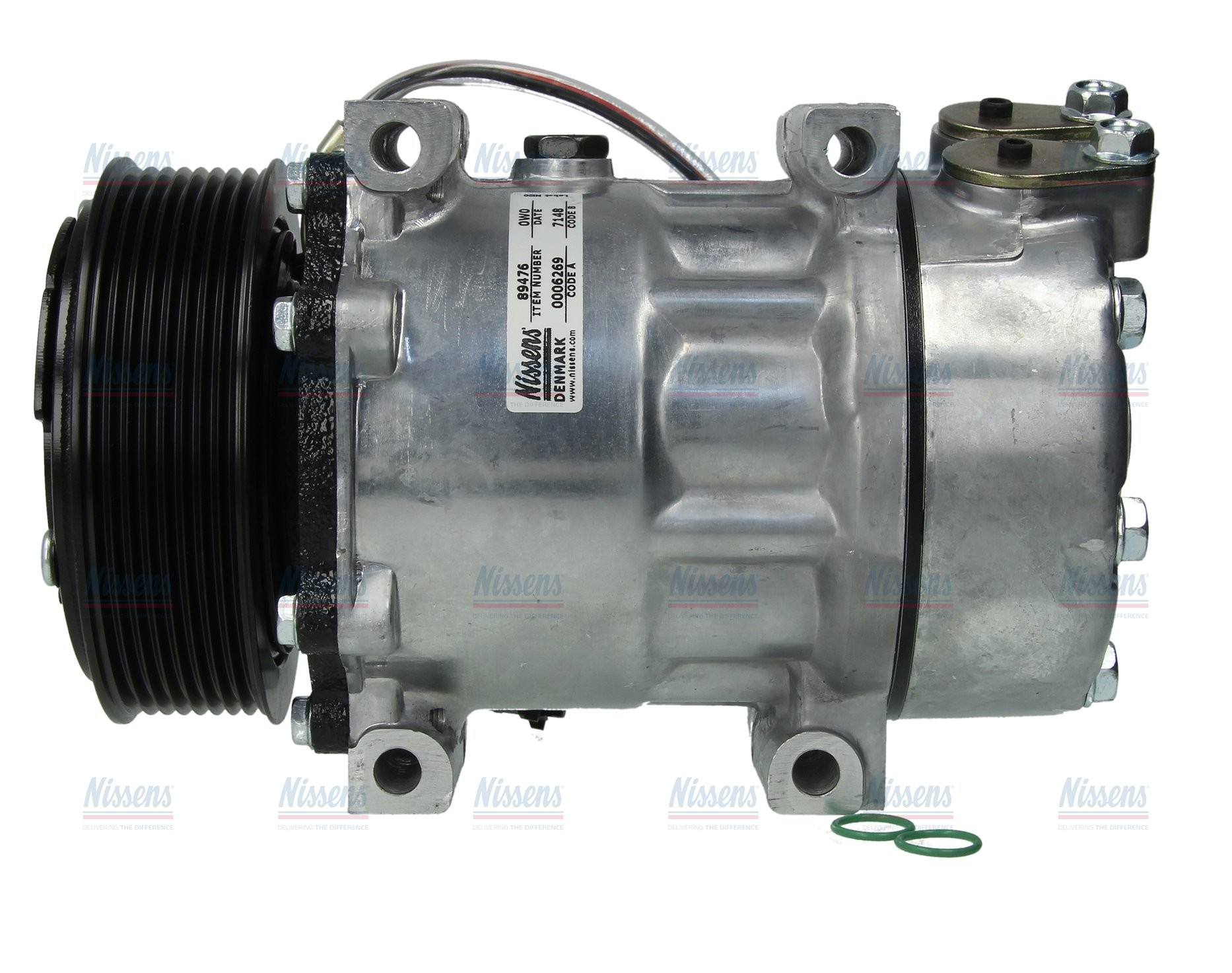Compresor aer conditionat photo