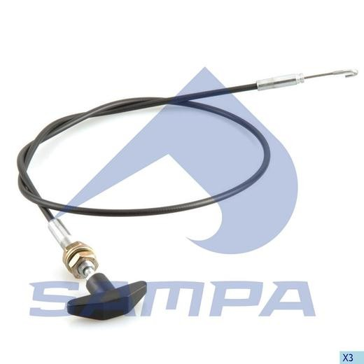 Cablu actionare capota photo