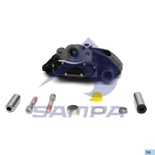 Суппорт SAF/Actros L (SKRB9022K) 22,5 photo