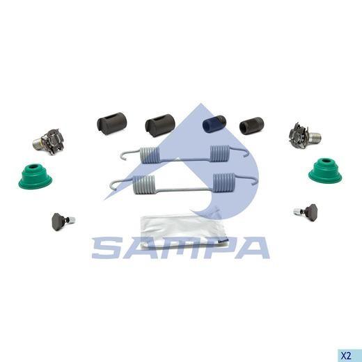 Р/к тормозного цилиндра Iveco (Errevi) photo