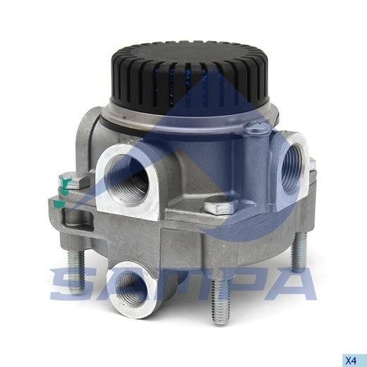 Ускорительный клапан Knorr AC574AXY (Cojali) photo