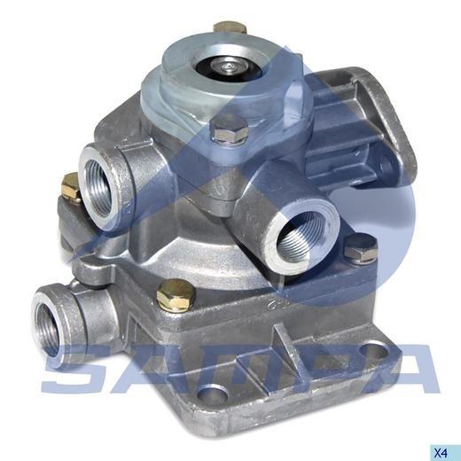 Ускорительный клапан Wabco 9710021500 (Cojali) photo