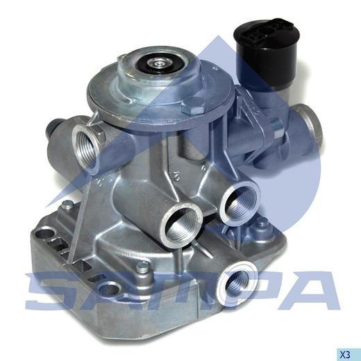 Ускорительный клапан Wabco 9710027000 (Cojali) photo
