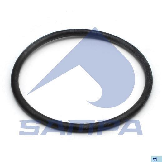 Уплотнительное кольцо ступицы MAN TGA/TGL 85x5,5 photo