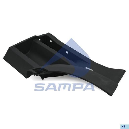 Корпус подножки левый Actros MP4 photo