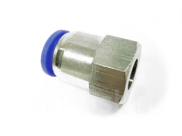 Фитинг металический прямой M22x1-16 (трубка) photo