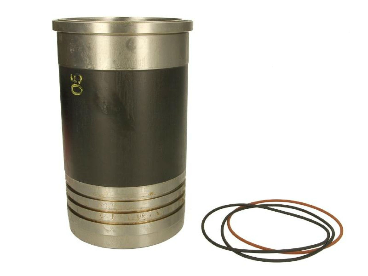 Гильза цилидра Iveco Cursor 10 Euro 3/5 (125mm) (Mahle) с резинками photo