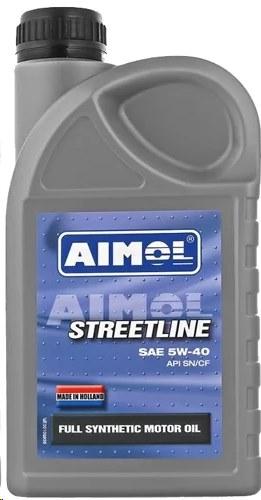 Ulei  5W-40 AIMOL Streetline Diesel  4L photo