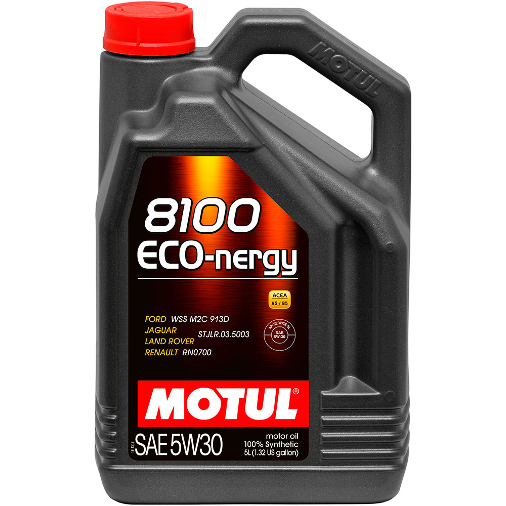Масло Motul 5W30 5L photo