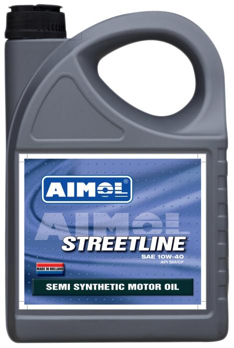 Масло 10W-40 AIMOL Streetline (полусинтетика) 1L photo