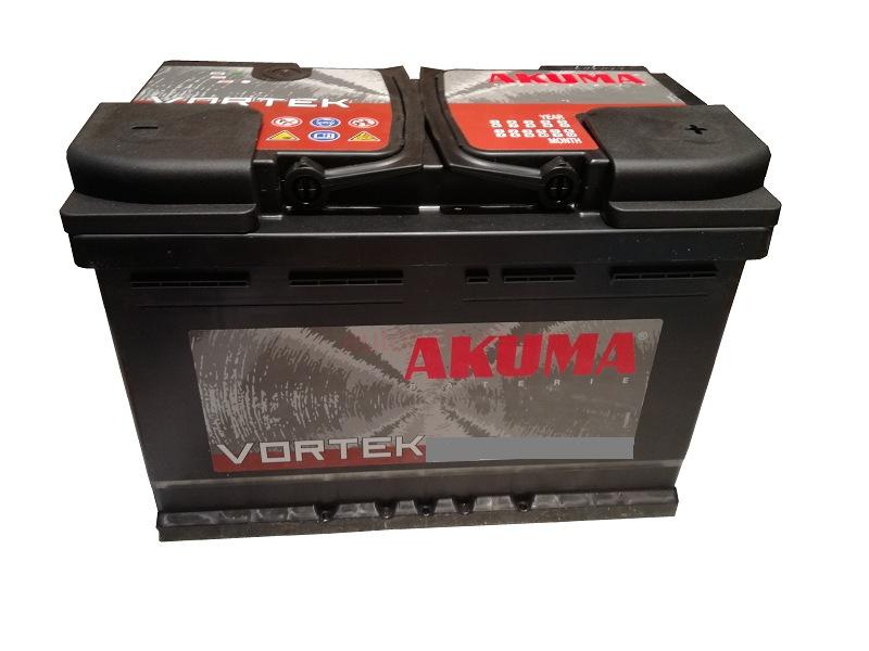 Acumulator 12V 62Ah (540 EN) AAA (-   +) photo